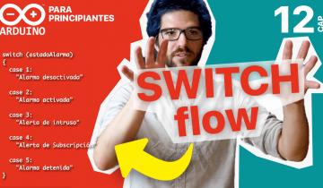 #12 – Controla 5 FASES de un programa con el Switch